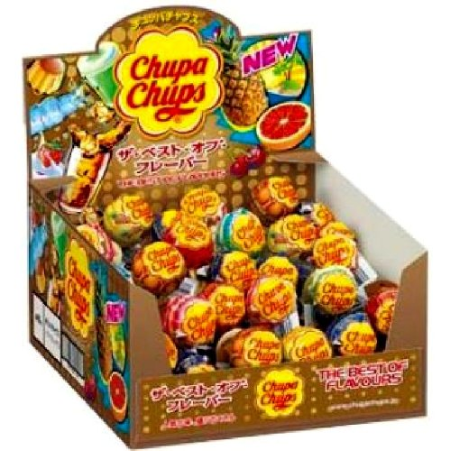 Morinaga confectionery Chupa Chups the / best / of / flavor 45 bottles