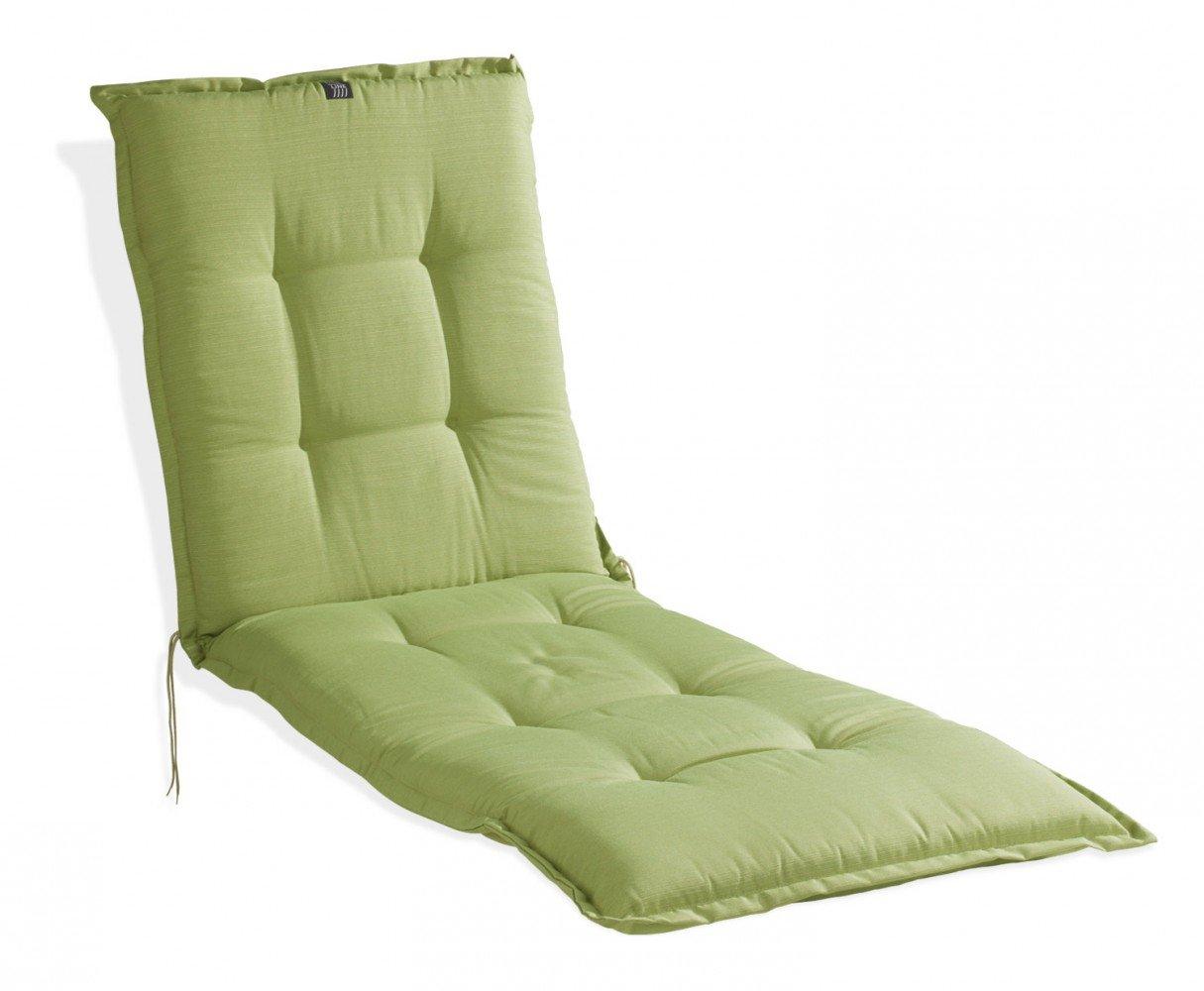 Liegenauflage Auflage für Sonnenliege grün Lime 4 online bestellen