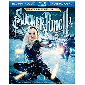 Sucker Punch Blu-ray / DVD Combo + Digital Copy