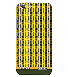PrintDhaba Pattern D-1705 Back Case Cover for LENOVO VIBE K5 (Multi-Coloured)