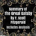 Summary of 'The Great Gatsby' by F. Scott Fitzgerald: Includes Analysis Hörbuch von Blake Wallace Gesprochen von: Kevin Theis