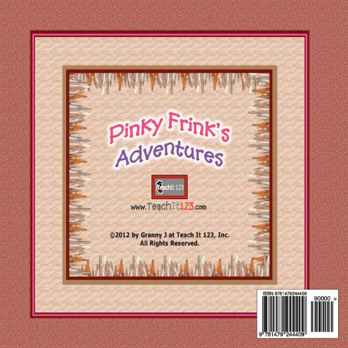 Pinky Goes Spelunking: Pinky Frink's Adventures