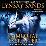 Immortal Ever After (Argeneau - Rogue Hunter series, Book 18)(LIBRARY EDITION) (Argeneau Family)