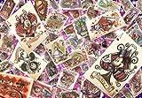 1000ピース ジグソーパズル ステンドアート ディズニーオールスタートランプワールド(51.2x73.7cm)