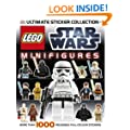 LEGO� Star Wars Minifigures Ultimate Sticker Collection