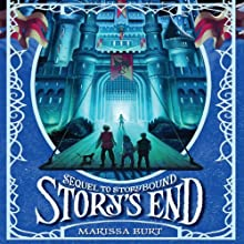 Story's End (       UNABRIDGED) by Marissa Burt Narrated by Elizabeth Evans