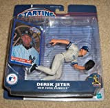 Derek Jeter MLB Starting Lineup 2 Figure
