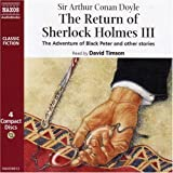 img - for The Return of Sherlock Holmes III: The Adventure of Black Peter and Other Stories (Classic Fiction) book / textbook / text book