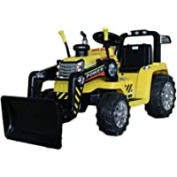 Best Ride on Cars 12V Power Tractor Ride On with Bluetooth Remote