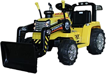 Best Ride on Cars 12V Tractor Ride On
