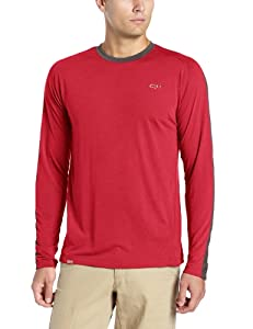 Buy Outdoor Research Mens Sequence Long Sleeve Crew Tee by Outdoor Research