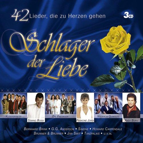 Various - Schlager der Liebe - Zortam Music