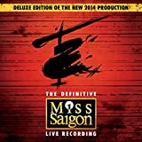Miss Saigon: The Definitive Live Recording (Original Cast Recording / Deluxe) [Explicit] [+digital booklet]