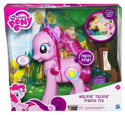 My Little Pony My Little Pony Walkin Talkin Pinkie Pie Pony.