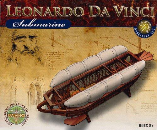 レオナルド・ダ・ヴィンチシリーズ 第3弾 潜水艇 (DV015)