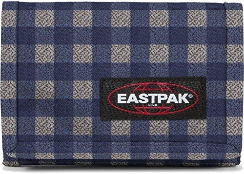 Eastpak portafoglio Crew colore Checksange Blue
