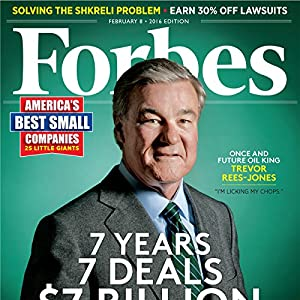 Forbes, February 08, 2016 Periodical