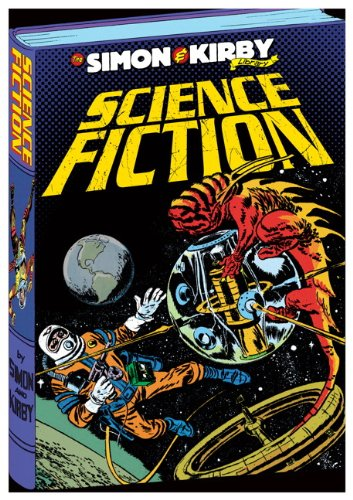 The Simon & Kirby Library: Science Fiction (Kirby Science Fiction compare prices)