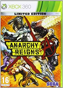 Anarchy Reigns - Edición Limitada