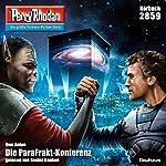 Die ParaFrakt-Konferenz (Perry Rhodan 2859) | Uwe Anton