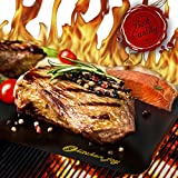 BBQ Grill Mat - SET OF 3 - A Miracle Barbecue solution for...
