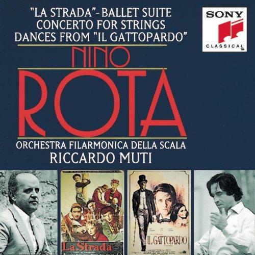 Nino Rota: Concerto for Strings;