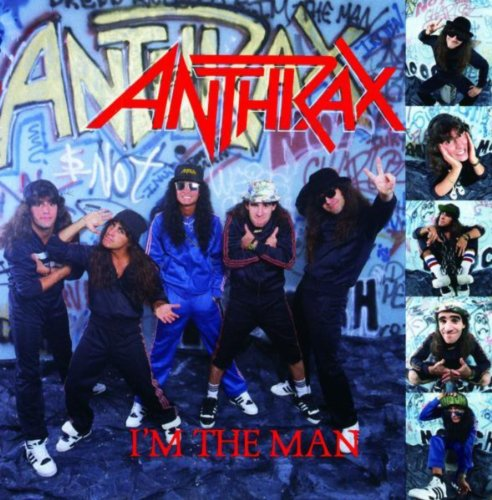 Anthrax - I'm The Man (1987) [FLAC] Download