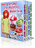 The Annie Graceland Cupcakes Cozy Mystery Series Box Set: Books 1 - 4 (An Annie Graceland Cozy Mystery)