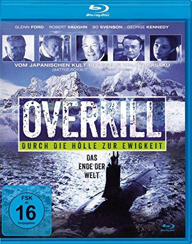 Overkill - Durch die Hölle zur Ewigkeit [Blu-ray]