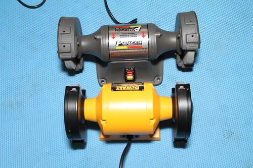 Check Out This Dewalt Dw756 6 Inch Bench Grinder Wood