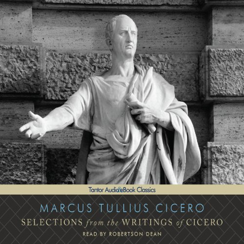 the life of marcus tullius cicero a roman philosopher and politician