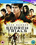 Maze Runner: The Scorch Trials [Blu-ray] [2015]