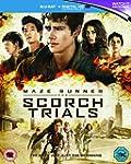 Maze Runner: The Scorch Trials [Blu-r...