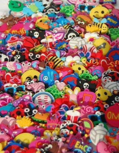 Charms for Rubber Band Kits and Other Jewelry or Craft Projects