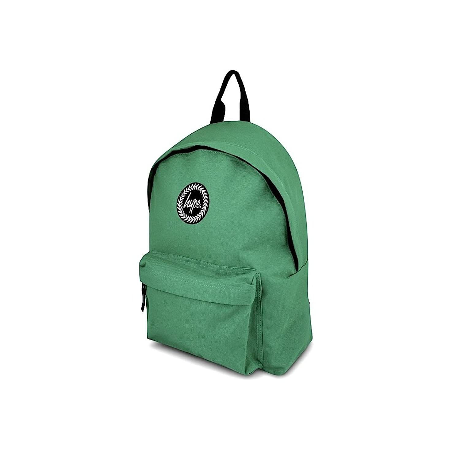 HYPE Plain Backpack - Emerald Green
