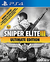 Sniper Elite III Ultimate Edition - PlayStation 4 from 505 Games