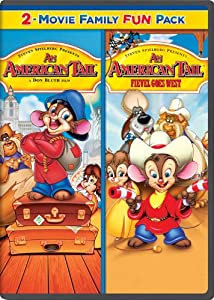 An American Tail 2-Movie Family Fun Pack from Universal Studios