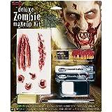Morris Costumes Zombie Deluxe Makeup Kit