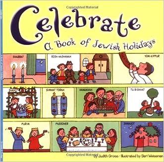 Celebrate: A Book of Jewish Holidays (Reading Railroad)