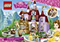 LEGO Disney Princess 41067 Belle's Enchanted Castle Building Kit (374 Piece) from LEGO