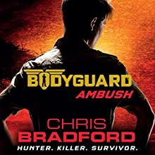 Ambush: Bodyguard, Book 3 (       UNABRIDGED) by Chris Bradford Narrated by Simon Victor