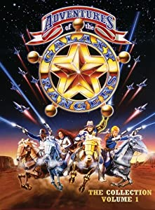 The Galaxy Rangers Collection Vol. 1