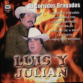 10 Corridos Bragados