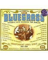 Bluegrass - Independent Label Sides