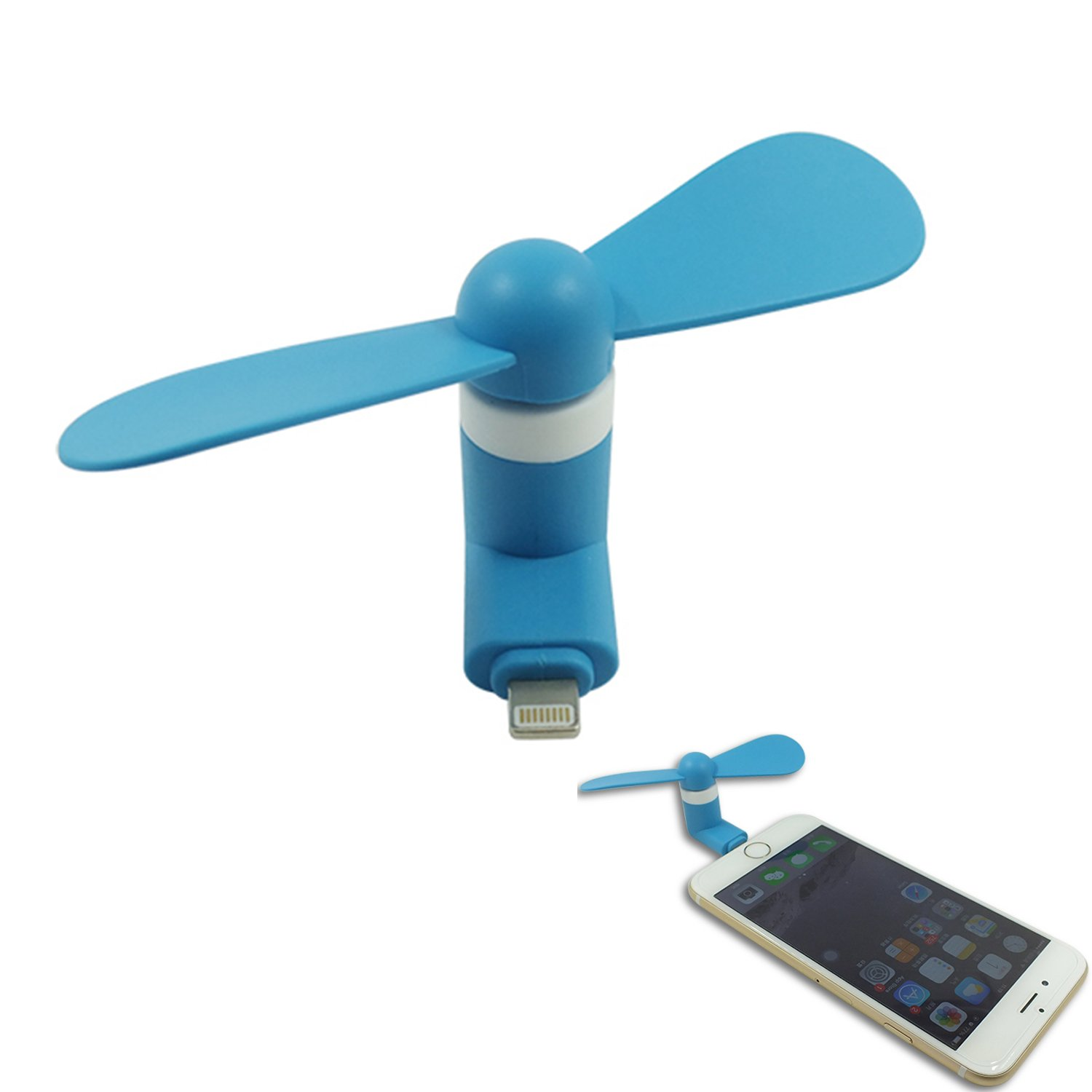 Fan Charger For Iphone