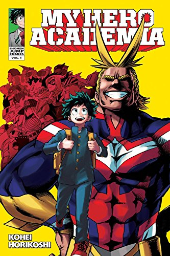 My Hero Academia, Vol. 01 (My Hero Academia, #1)