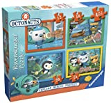 Ravensburger Octonauts 4 in a Box Jigsaws