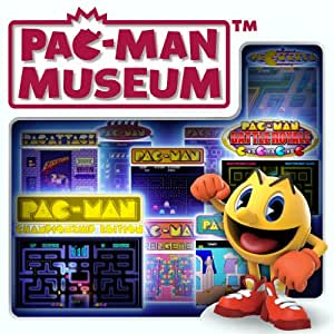 Pac-Man Museum [Online Game Code]