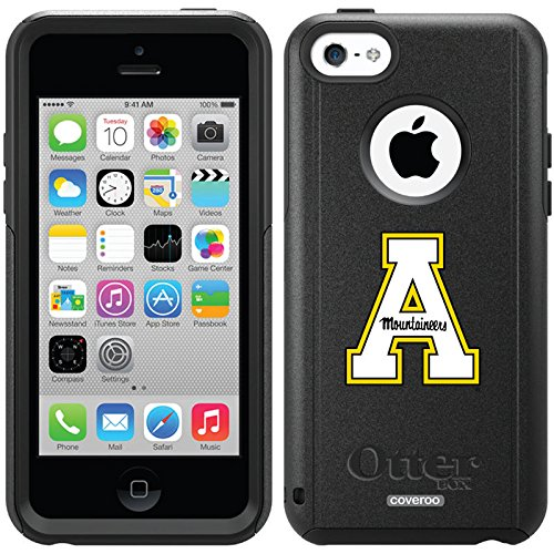Appalachian State A Design On A Black Otterbox® Commuter Series® Case For Iphone 5C