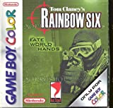 echange, troc Rainbow six the fate of the world in your hands - Game Boy Color - PAL
